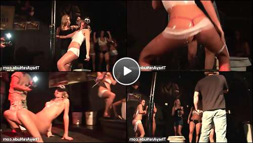 nudity stripping video video